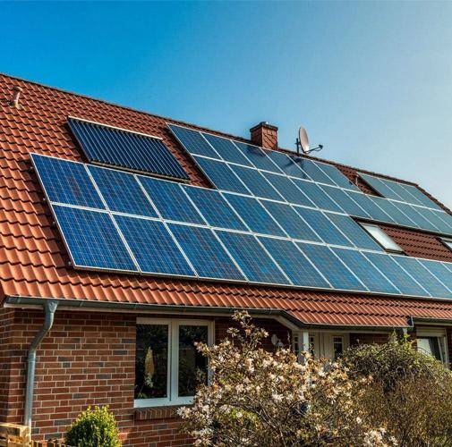 energia solar fotovoltaica domicilio